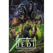 Star Wars: Episode VI: Return of the Jedi Hardcover Graphic Novel