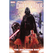 Star Wars: Darth Vader Vol. 3 - The Shu-Torun War Paperback Graphic Novel