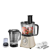 Morphy Richards 1900320 Creations Food Processor - Cream