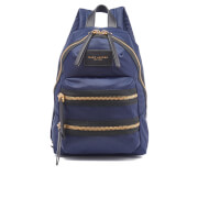 Marc Jacobs Women's Nylon Mini Biker Backpack - Midnight Blue