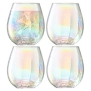 LSA Pearl Tumblers (Set of 4)