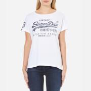 Superdry Women's Premium Goods T-Shirt - Optic