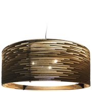 Graypants Drum Pendant Lamp  36 Inch