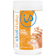 idealshake salted caramel - meal replacement shake - 30 servings