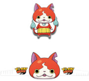 YO-KAI WATCH Jibanyan Pin and Hat