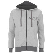 Sweat à Capuche Assassin's Creed pour Homme - Gris