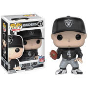 Figurine Pop! NFL Derek Carr 3ème Vague