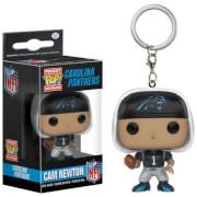 NFL Cam Newton Pocket Pop! Vinyl Key Chain