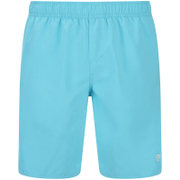 Animal Men's Bahima Board Shorts - Cyan Blue