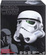 Hasbro Black Series Star Wars Stormtrooper Voice Changer Helmet Prop Replica