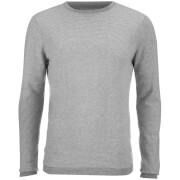 Jack & Jones Men's Core Chris Jumper - Light Grey Marl
