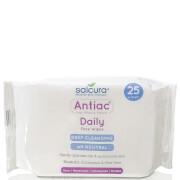 Купить Влажные салфетки для жирной и комбинированной кожи Salcura Antiac Daily Face Wipes (25 салфеток)