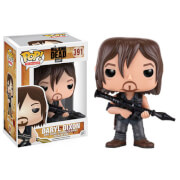 The Walking Dead Daryl Dixon with Rocket Launcher Pop! Vinyl Figure