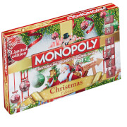 Image of Christmas Monopoly