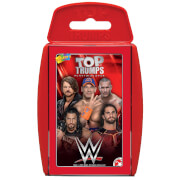 Image of Top Trumps Card Game - WWE Edition