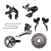 Shimano Dura Ace R9100 11 Speed Groupset – 172.5mm-12/25-39/53