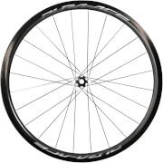 Shimano Dura Ace R9170 C40 Carbon Tubular Front Wheel – 12 x 100mm Thru Axle – Centre Lock Disc