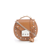 SALAR Women's Carol Ring Bag - Marrone