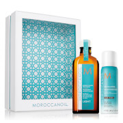 Moroccanoil Home and Away Light Set - Dark (Worth £36.55)