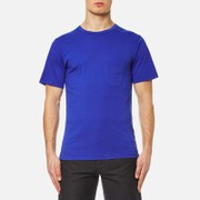 Universal Works Men's Pocket T-Shirt - Royal Blue