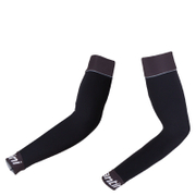 Santini BeHot Arm Warmers - Black
