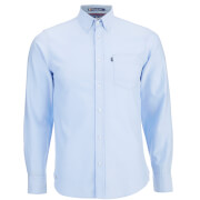 Le Shark Men's Hartford Long Sleeve Shirt - Pale Blue