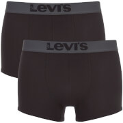 Levi's Men's 200SF 2-Pack Trunks - Jet Black
