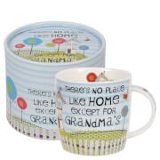 Grandma Mug In Hatbox