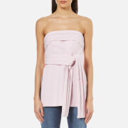 C/MEO COLLECTIVE Women's Break Through Bustier Top - Parfait - M - Pink