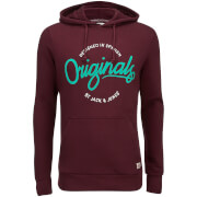 Jack & Jones Men's Originals Sweep Hoody - Port Royale