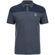Jack & Jones Men's Core Litom Polo Shirt - Navy Blazer