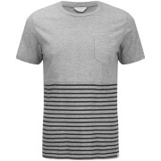 Jack & Jones Men's Core Wise T-Shirt - Light Grey Marl