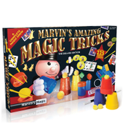 225 Tours de Magie Marvin's Magic Box