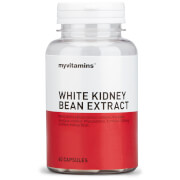 White Kidney Bean Extract 60 Capsules