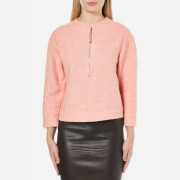 By Malene Birger Women's Tosema Half Zip Top - Sweetness
