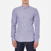 Superdry Men's New Vegas Shirt - Sky
