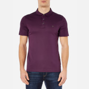 Michael Kors Men's Sleek MK Polo Shirt - Blackberry