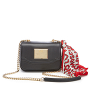 Love Moschino Women's Small Cross Body Bag - Black