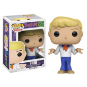 Scooby-Doo Fred Pop! Vinyl Figure