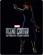 Marvels Agent Carter Season 2  Zavvi Exclusive Limited Edition Steelbook