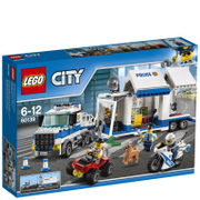 LEGO City: Mobiele commandocentrale (60139)