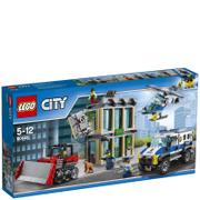 LEGO City: Bulldozer Break-In (60140)