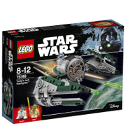 LEGO Star Wars: Jedi Starfighter™ de Yoda (75168)