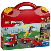 LEGO Juniors: Löschtrupp-Koffer (10740)