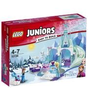 LEGO Juniors: L'aire de jeu d'Anna et Elsa (10736)