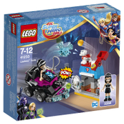 LEGO DC Super Hero Girls: Lashinas Action-Cruiser (41233)