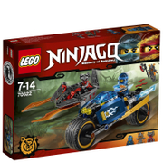 LEGO Ninjago: Desert Lightning (70622)