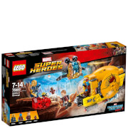 LEGO Marvel Super Heroes: Guardians of the Galaxy Ayesha's Revenge (76080)