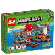 LEGO Minecraft: The Mushroom Island (21129)