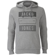 Sudadera capucha Jack & Jones Core Trevor - Hombre - Gris claro
